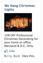 CDI Facebook ad
